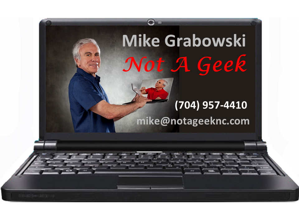 Mike Grabowski - Not A Geek